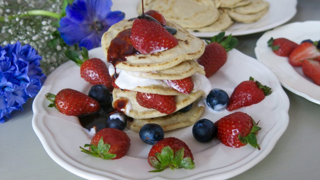 The Best American Style Pancakes You Have Ever Eaten!